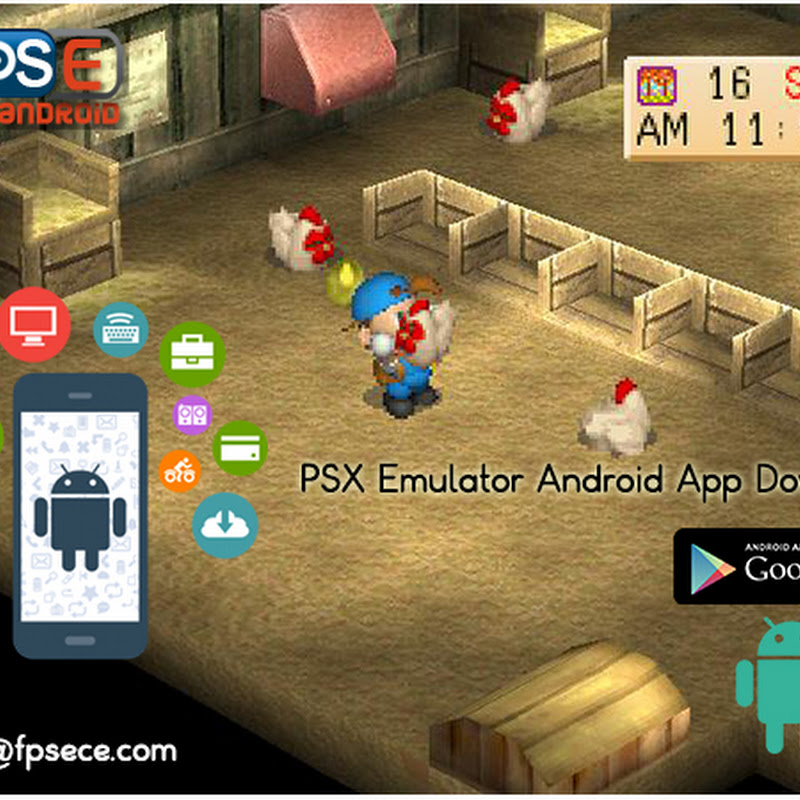 Epsxe Games For Android