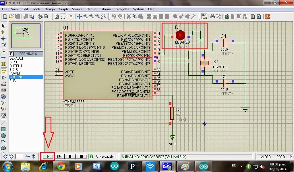 Electrónica, Programación y Mas! : Arduino Uno (ATmega328P