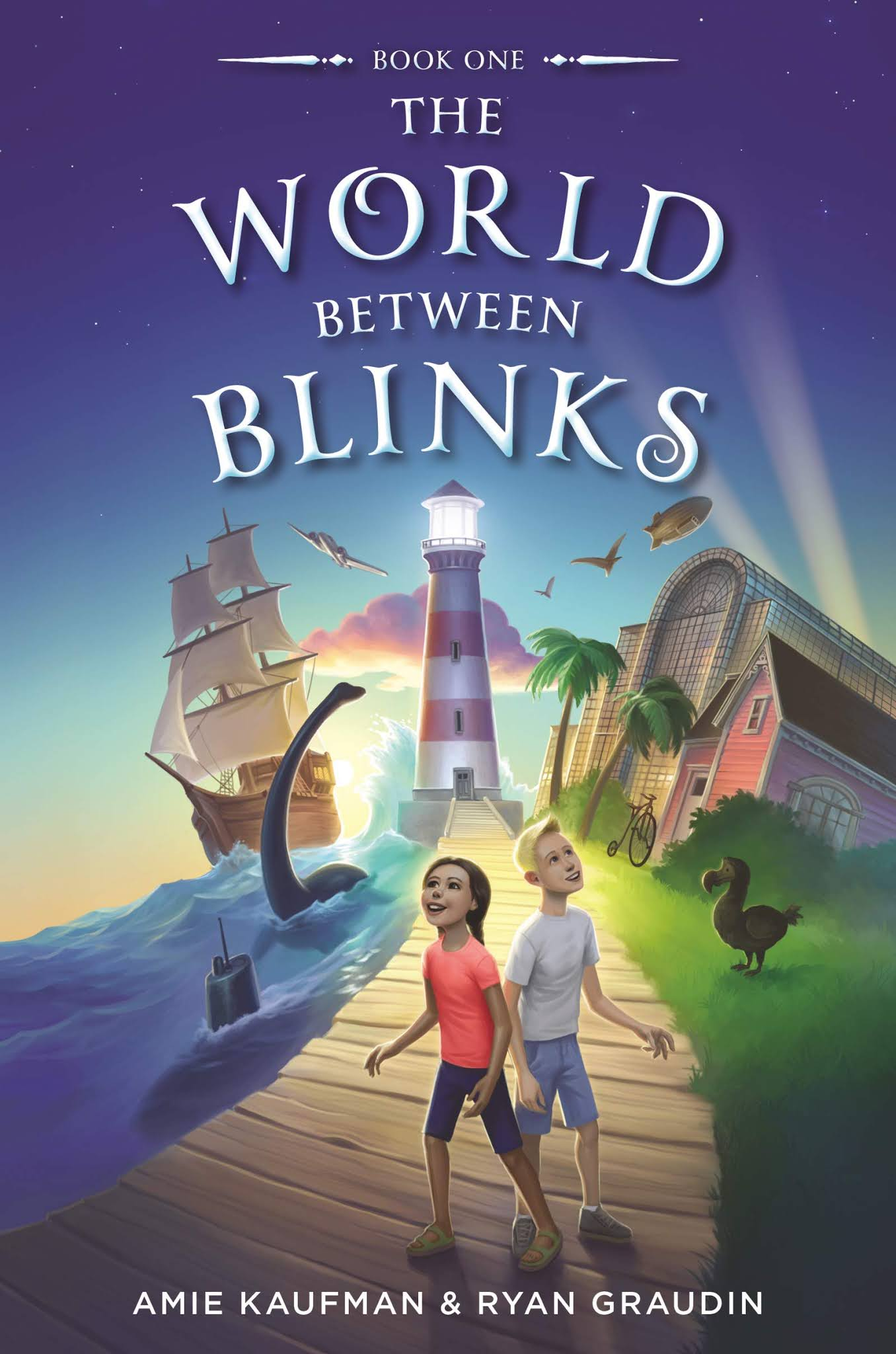 The World Between Blinks by Amie Kaufman and Ryan Graudin