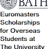 Euromasters Scholarships for Overseas Students in UK, 2018
