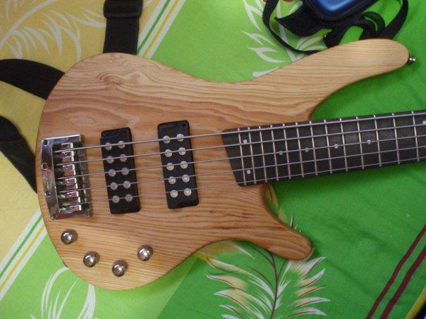 guitar world homemade guitars. Black Bedroom Furniture Sets. Home Design Ideas