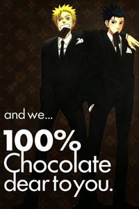 100% chocolate cho bạn – Truyện tranh