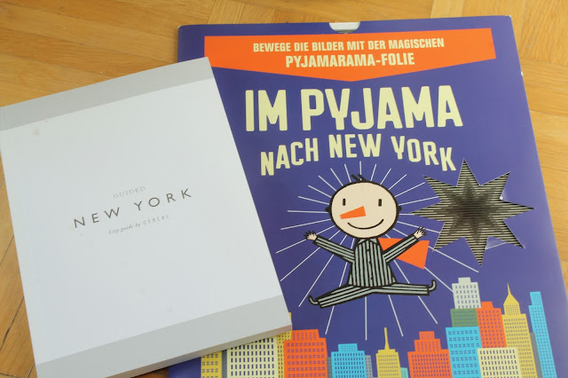 Merry and be New York Christmas Coffee with Frau Heuberg Books Newy Sork cereal Guide Im Pyjama nach New York Buchtipp