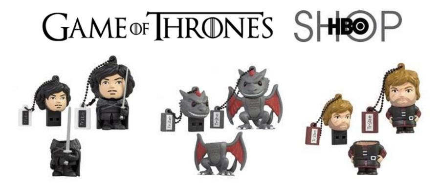 Game of Thrones : de nouvelles clés USB pour veiller sur vos données personnelles