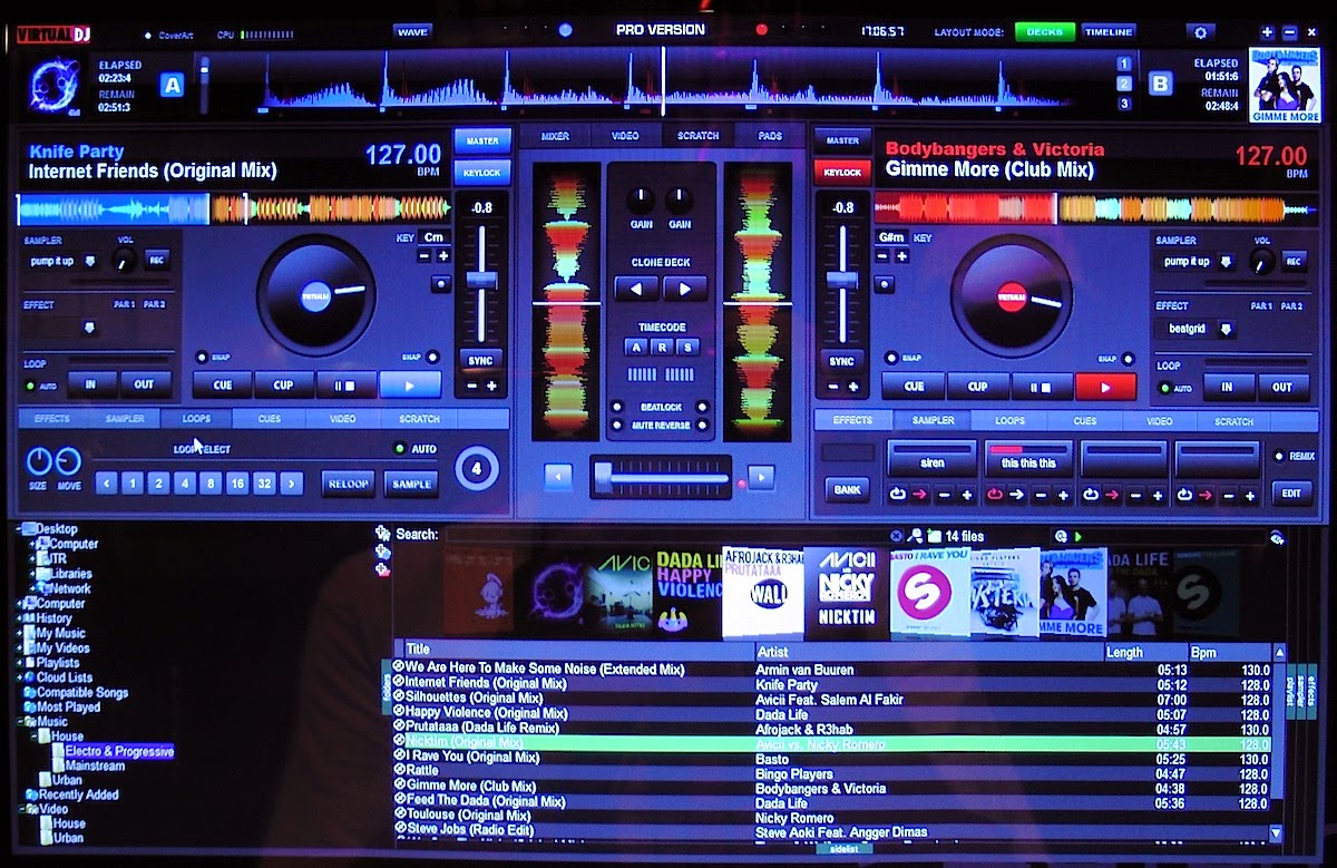 Download Virtual Dj Pro 8 0 0 B1872 700 2014 Full Setup