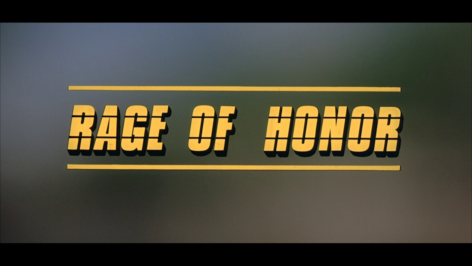 pray for death 2 rage of honor (1987)