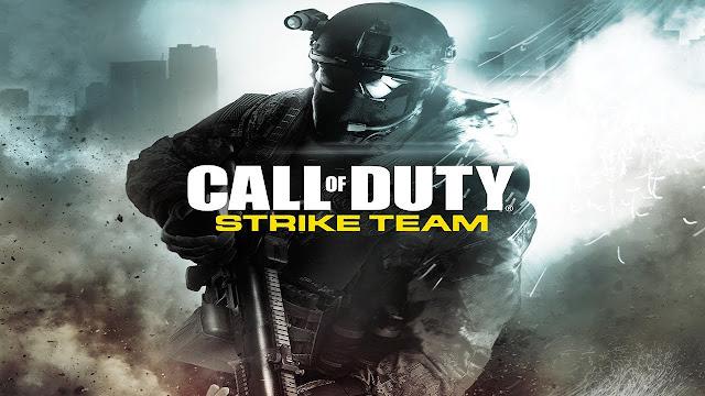 تحميل لعبة القتال والاكشن Call of Duty: Strike Team v1.0.40 مهكرة كاملة اخر اصدار