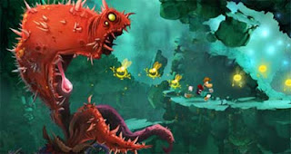 rayman para windows phone