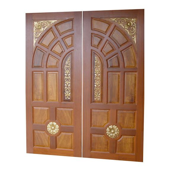 Beautiful front doors design gallery 10 photos kerala for Modern single door designs for houses