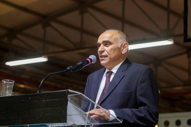 Ο Γ.  Μπουντρούκας ανακοίνωσε υποψηφίους σε  Αρκαδία, Κορινθία και Λακωνία