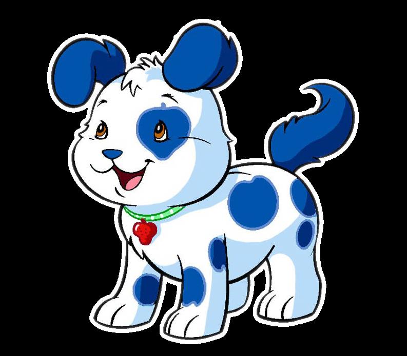 Cartoon Characters Strawberry Shortcake Png