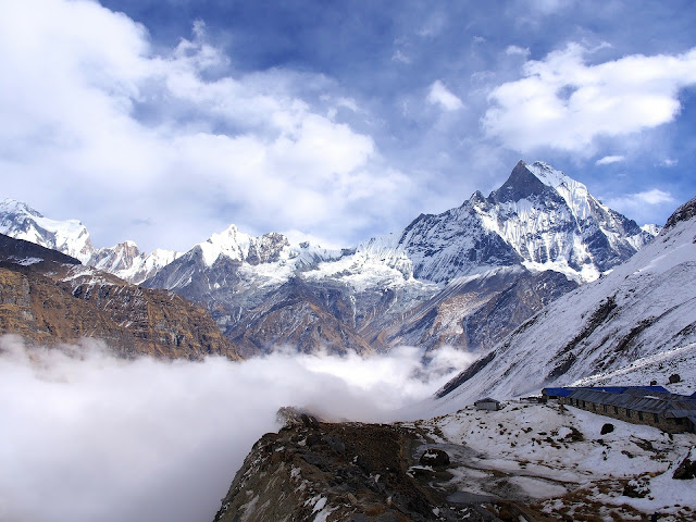 Visit Nepal Mountains