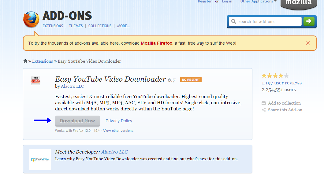 How To Download Youtube Video From Firefox (Tutorial) |Tech-Vital