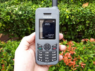 Hape Satelit Thuraya XT-Lite Seken Plus Perdana Thuraya
