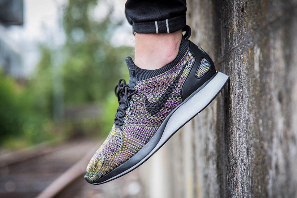 "59f10b2a42ac ... Nike Air Zoom Mariah Flyknit Racer ""Multicolor 2.0"". 1 11 PM  FreshOnPurpose 0 Comments. It seems like summer vanished on us in a flash."