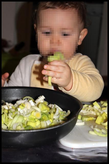 faire cuisine enfant