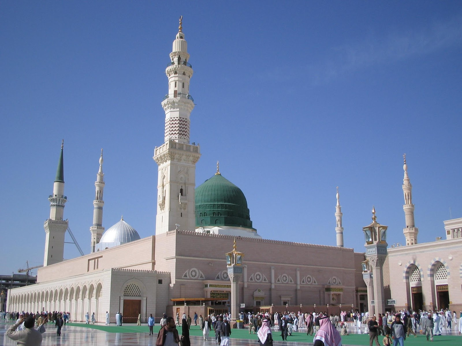 Cool Wallpapers: Masjid Nabawi Wallpapers