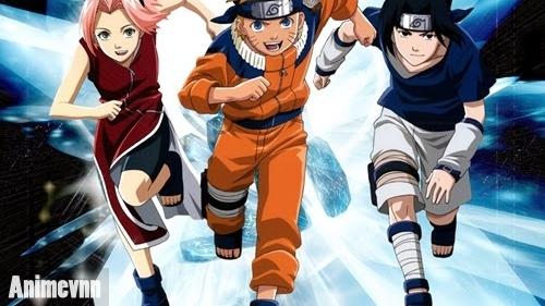 Ảnh trong phim Naruto 1