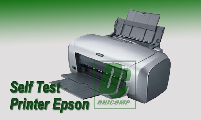 Self Test Printer Epson