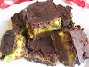 Raw Avocado Coconut Nanaimo Bars