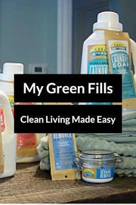 Clean living is definitely on trend these days. My Green Fills is the perfect solution for environmentally-friendly laundry care.