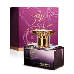 FM 291 Perfume de luxo Feminino
