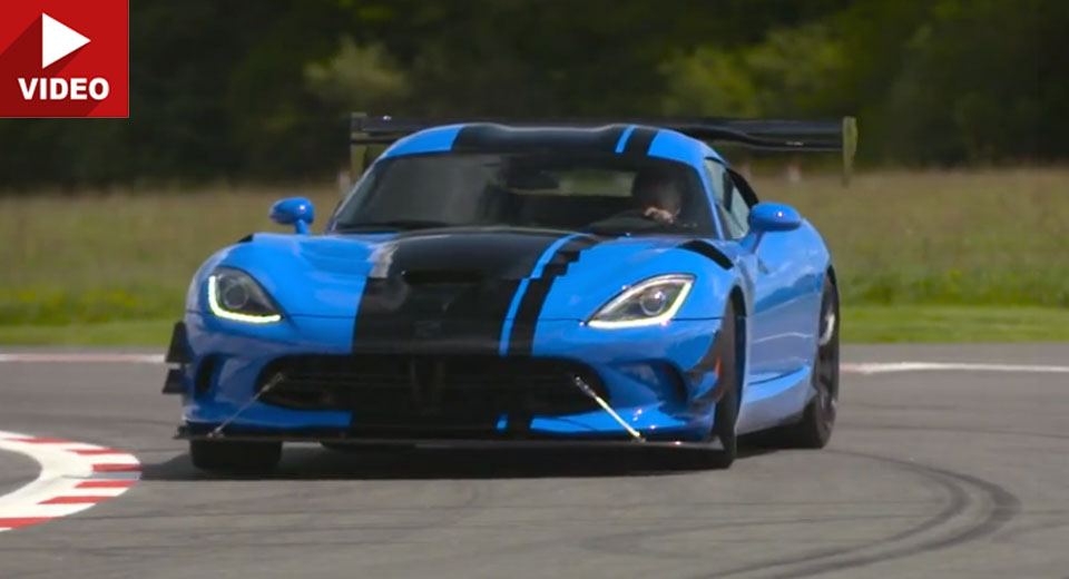 chris harris blown away by dodge 39 s insanely capable viper acr. Black Bedroom Furniture Sets. Home Design Ideas