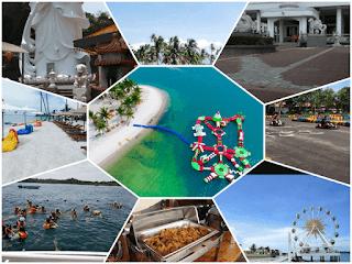 Batam tour itinerary