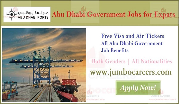 Abu Dhbai government jobs 2019 | Abu Dhabi government jobs for Indians | Abu Dhabi government jobs for Managers