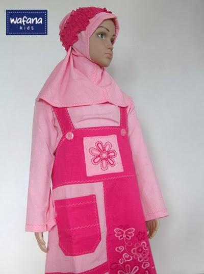 Baju Gamis Anak Umur 11 Tahun Hijab Nemo