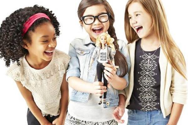 數位時代翻攝自 Mattel Barbie 官網