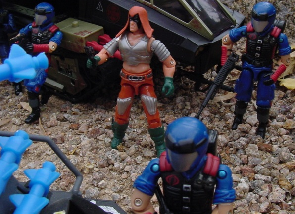 2005 Comic Pack Zartan, Toys R Us Exclusive, DTC, Hiss IV, Viper, Viper Pit, 2006