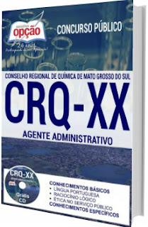 Apostila Concurso CRQ-XX 2017