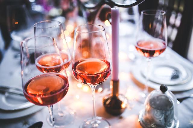 El vino rosado, ideal para los aperitivos