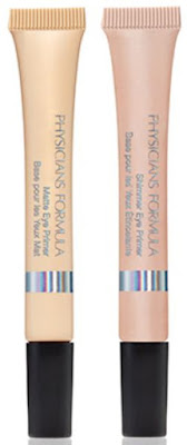 Eye Love Wednesday - eye primers from Physicians Formula, Make Up For Ever and Sephora!
