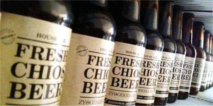La birra Chios