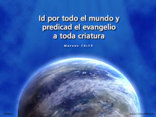 Resultado de imagen para marcos 16 15-20 biblia catolica