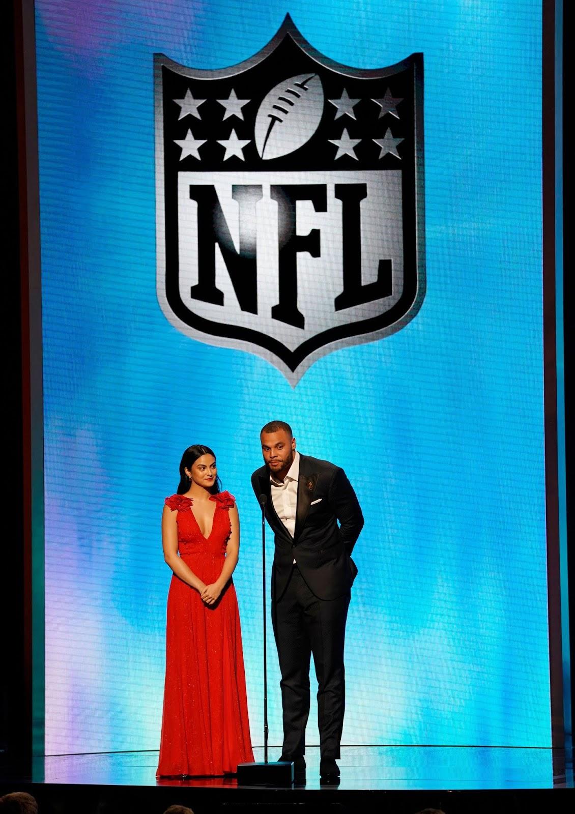 Camila Mendes - 8th Annual NFL Honors in Atlanta - 02/02/2019