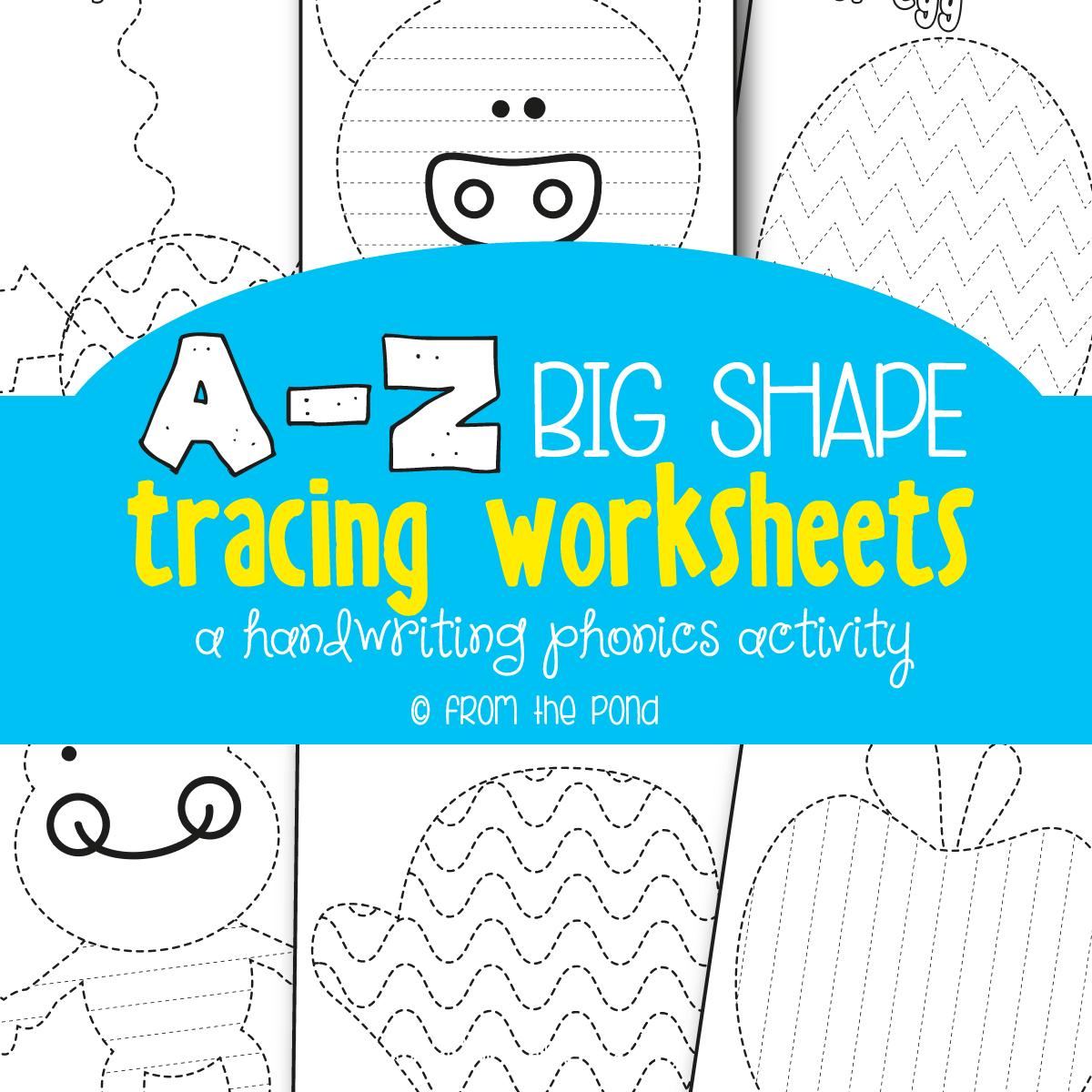 Big Shape Tracing