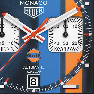 Tag Heuer Monaco Gulf 50 Aniversario