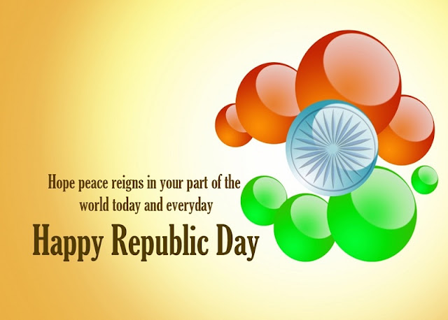 Republic Day Sms Wishes 2018