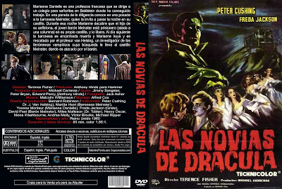 Las novias de Dracula (1960)
