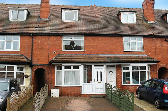 Harrogate Property News - 4 bed terraced house for sale Swarcliffe Road, Harrogate HG1