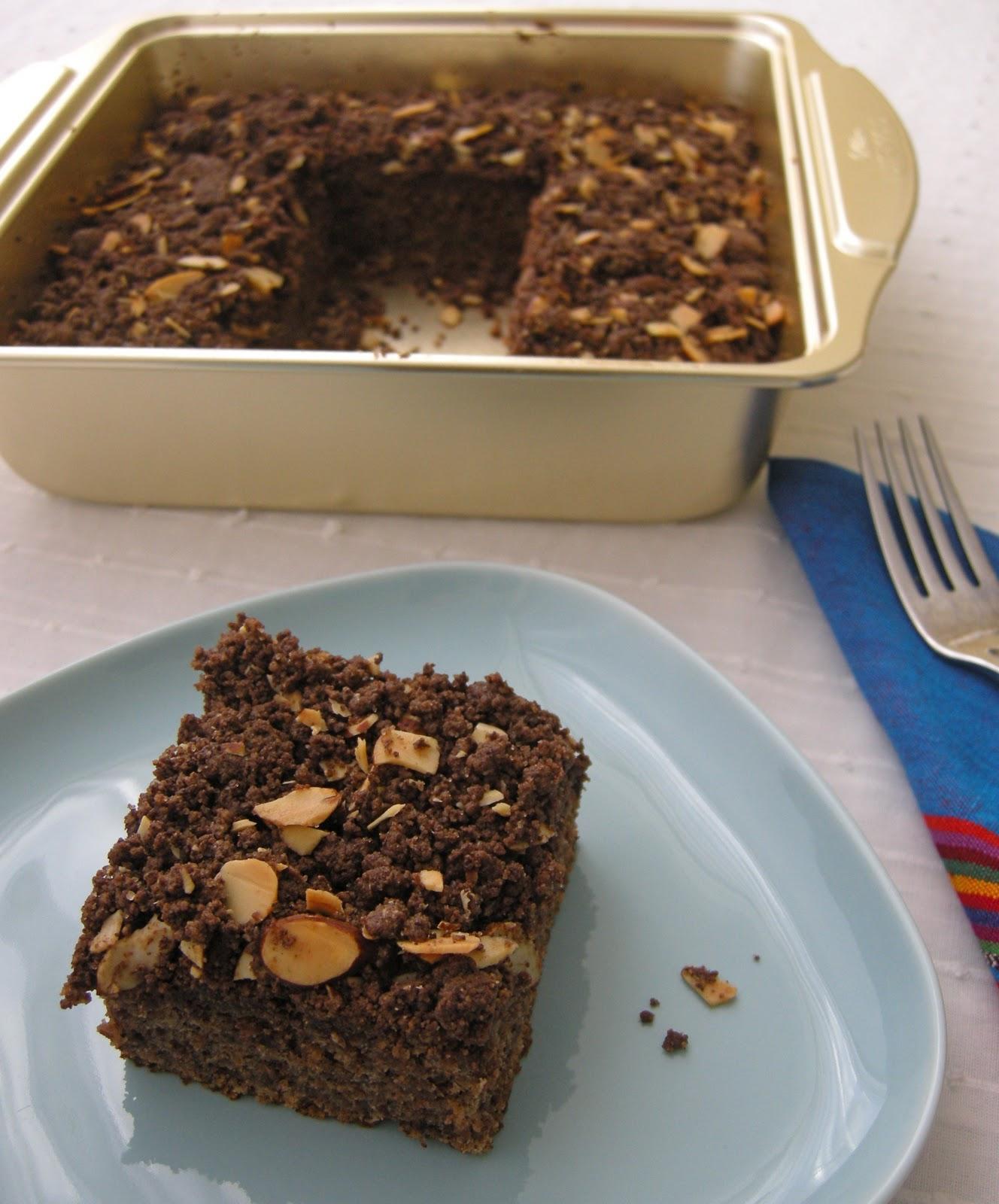 Ibarra Chocolate Cake