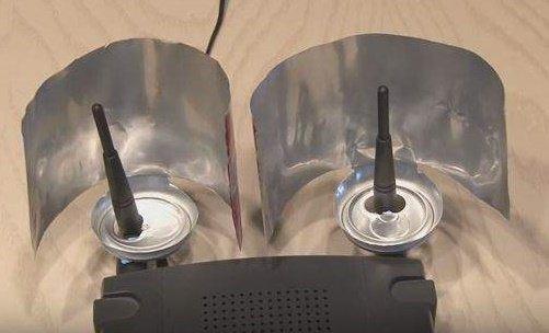 Memperkuat Sinyal Wifi