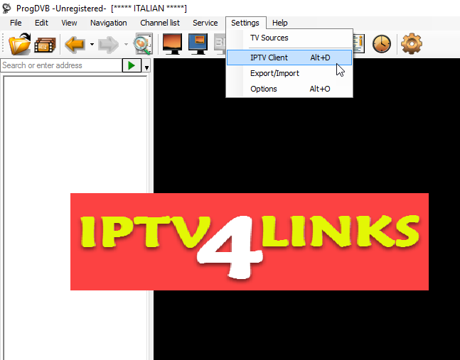 Progdvb m3u | Feature #1137: IPTV channel import by M3U file
