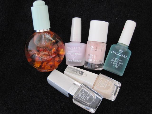 Projekt renowacja paznokci