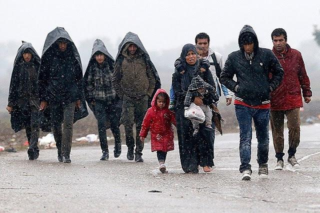 бежанци,