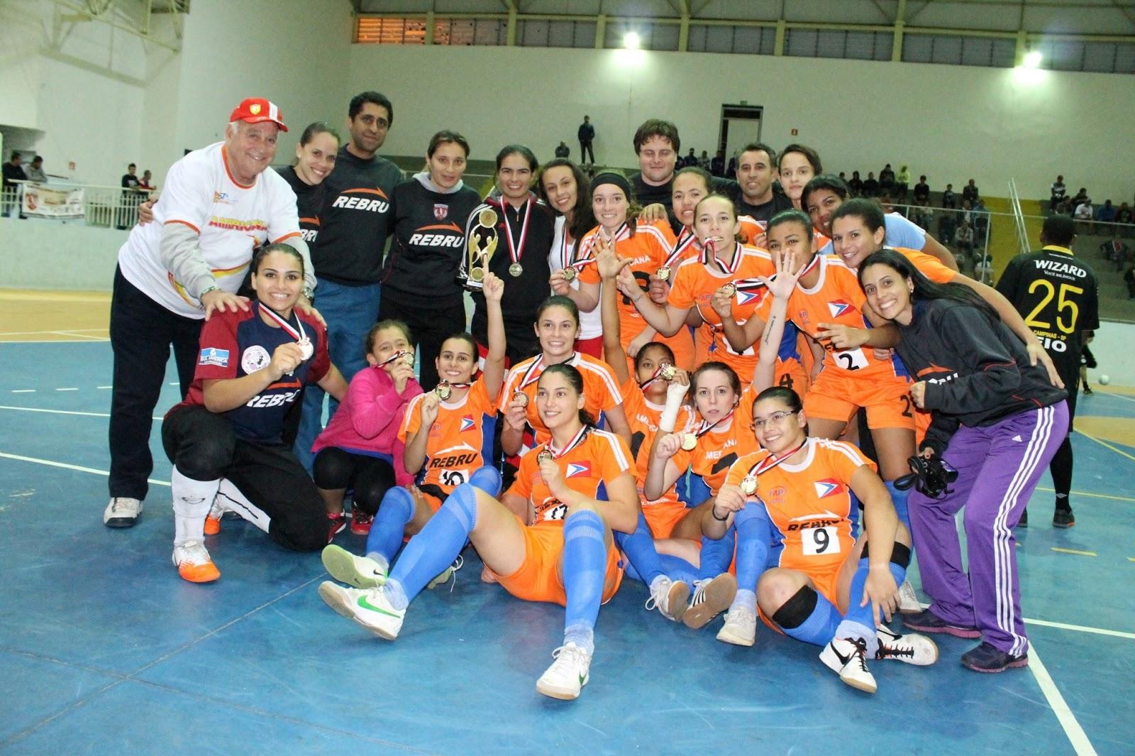 c68248ac00f41 Futsal de Americana é ouro e bronze nos Jogos Regionais 2013 ~ Foco ...