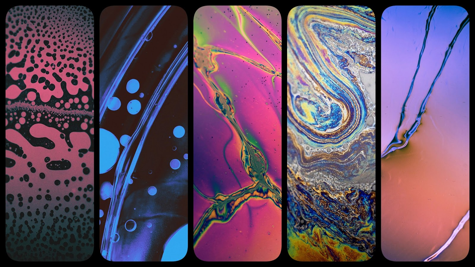 New abstract phone wallpapers 720p